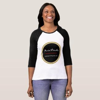Arie Nicole Footwear Cotton Jersey Shirt. T-Shirt