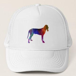 Ariege Hound in watercolor Trucker Hat