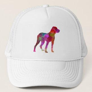 Ariege Pointer in watercolor Trucker Hat