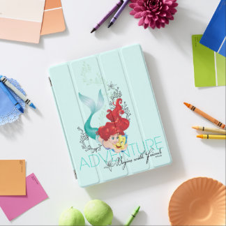 Ariel | Adventure Begins With Friends iPad Cover