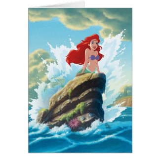 Ariel | Adventure Begins With You Card