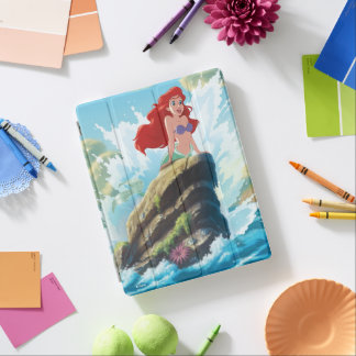 Ariel | Adventure Begins With You iPad Cover
