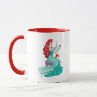 Ariel And Sebastian Mug