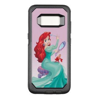 Ariel And Sebastian OtterBox Commuter Samsung Galaxy S8 Case