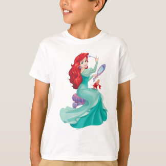 Ariel And Sebastian T-Shirt