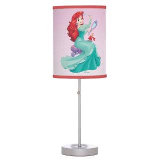 Ariel And Sebastian Table Lamp