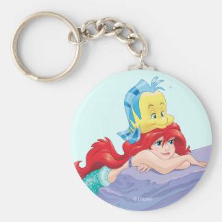Ariel | Besties-Life's Treasure Keychain