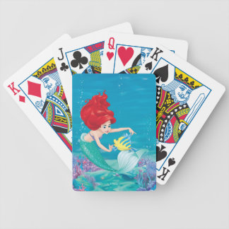 Ariel | Besties Rule Bicycle Playing Cards