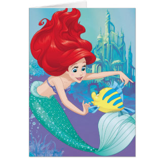 Ariel | Besties Rule Card