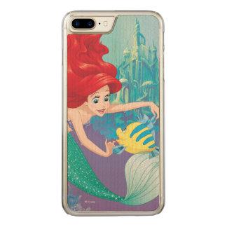 Ariel | Besties Rule Carved iPhone 8 Plus/7 Plus Case