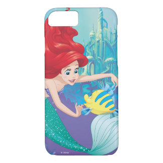 Ariel | Besties Rule iPhone 8/7 Case