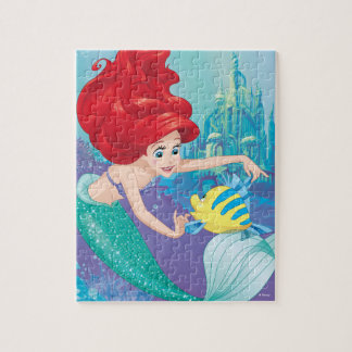 Ariel | Besties Rule Jigsaw Puzzle
