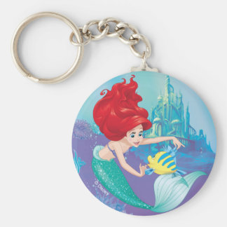 Ariel | Besties Rule Keychain
