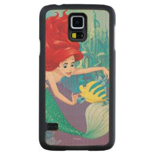 Ariel | Besties Rule Maple Galaxy S5 Slim Case