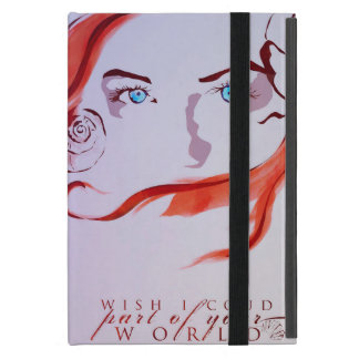 Ariel Cover For iPad Mini