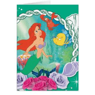 Ariel - Curious 2 Greeting Card