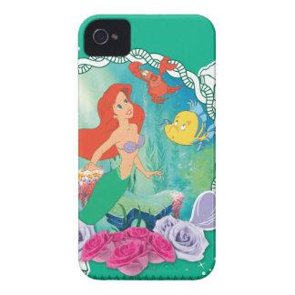 Ariel - Curious 2 iPhone 4 Case-Mate Case