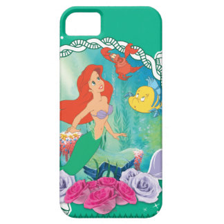 Ariel - Curious 2 iPhone 5 Case
