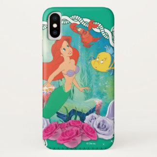 Ariel - Curious 2 iPhone X Case