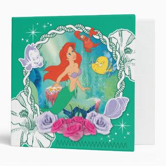 Ariel - Curious 2 Vinyl Binders
