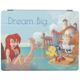 Ariel   Dream Big iPad Cover