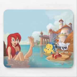 Ariel | Dream Big Mouse Pad
