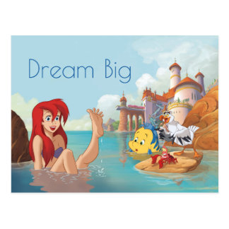 Ariel | Dream Big Postcard