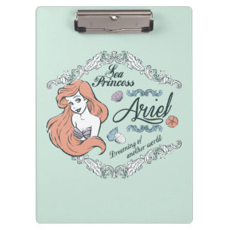 Ariel | Dreaming of Another World Clipboard