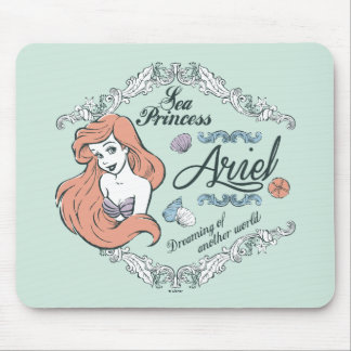 Ariel | Dreaming of Another World Mouse Pad