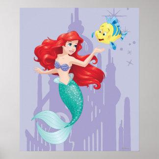 Ariel et flet poster