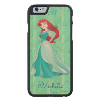 Ariel | Express Yourself Carved Maple iPhone 6 Case