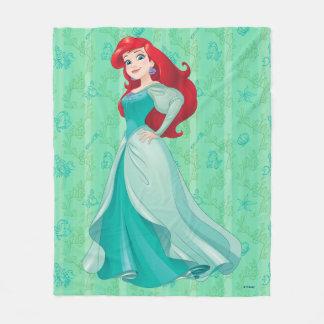 Ariel | Express Yourself Fleece Blanket
