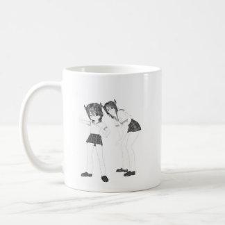 Ariel: High School Devil-Girl mug 1