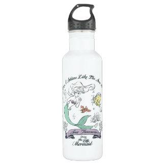 Ariel | I Shine Like the Sea 710 Ml Water Bottle