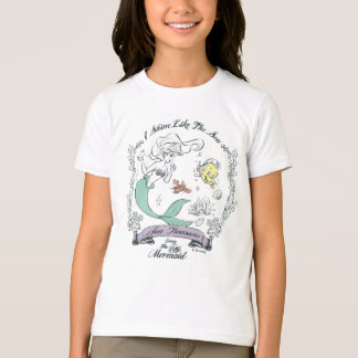 Ariel | I Shine Like the Sea T-Shirt