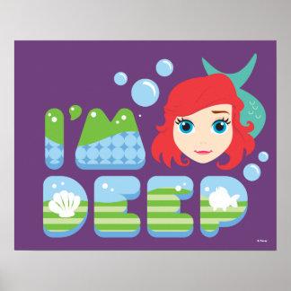 Ariel | I'm Deep Poster