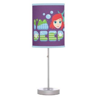 Ariel | I'm Deep Table Lamp
