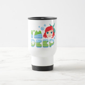 Ariel | I'm Deep Travel Mug