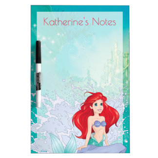 Ariel   Let's Do This Dry Erase Board