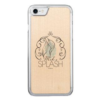Ariel | Make A Splash Carved iPhone 8/7 Case
