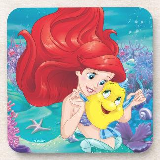 Ariel | Make Time For Buddies Coaster