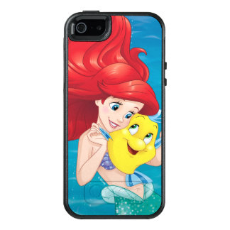 Ariel | Make Time For Buddies OtterBox iPhone 5/5s/SE Case
