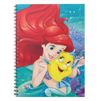 Ariel | Make Time For Buddies Spiral Note Book