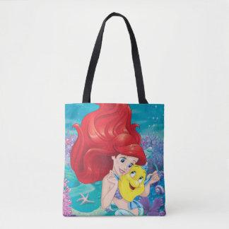 Ariel   Make Time For Buddies Tote Bag