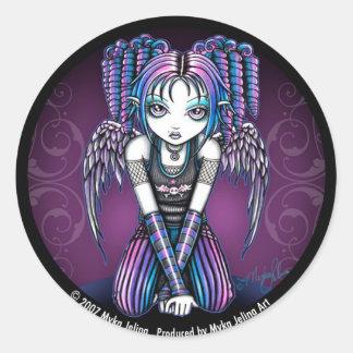Ariel Pink Emo Angel Sticker