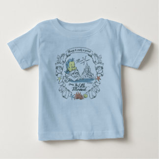 Ariel | Ready to Make a Splash Baby T-Shirt