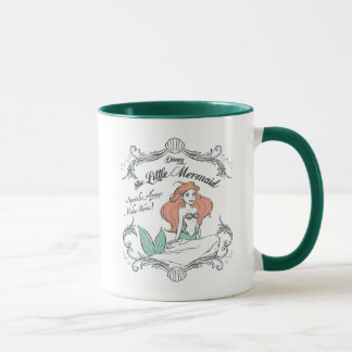 Ariel   Sparkles Always Make Waves Mug