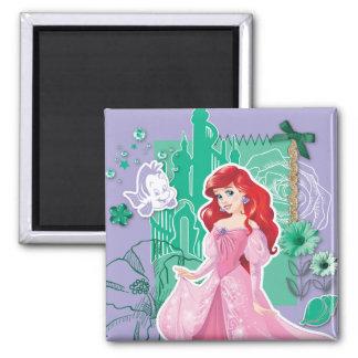 Ariel - Spirited Princess Magnet