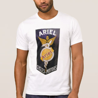 ARIEL VINTAGE MOTORCYCLE SIGN, T-SHIRTS. T-Shirt