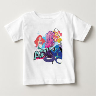 Ariel | Your Voice Baby T-Shirt